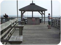 Rent for Ocean crest fishing pier